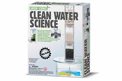 4M Green 					Science - Waterzuivering